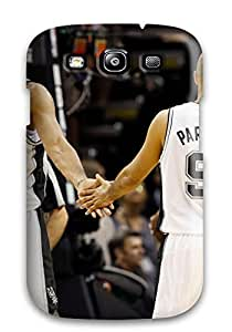Evelyn Alas Elder's Shop san antonio spurs basketball nba (8) NBA Sports & Colleges colorful Samsung Galaxy S3 cases 6500139K952724641