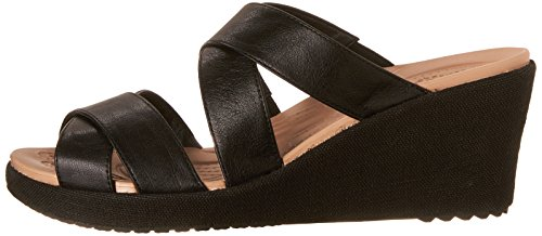 d9fd1c590364 Crocs Women s A Leigh Crisscross W Wedge Sandal - Import It All