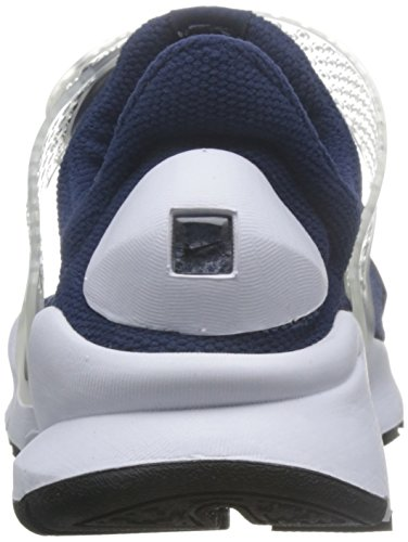 NIKE Womens Sock Dart Running Shoe Navy Blue VEusqd