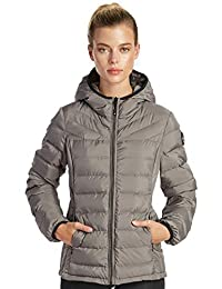 Noize Women's Rosa Short Length 100% Polyester Quilted Winter Coat