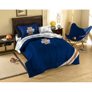 (NCAA Illinois Illini Twin Bedding Set)