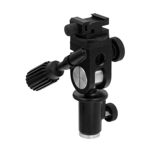 YN465 con funci/ón de atril de luz para ensamblable y tr/ípode YN468 compatible con Yongnuo YN565EX YN560 YN467 YN462 y m/á Fotodiox Flash-UMB-Tags-Ultra-YN estructura giratorio de soporte para sombrilla de Flash//cabezal inclinable