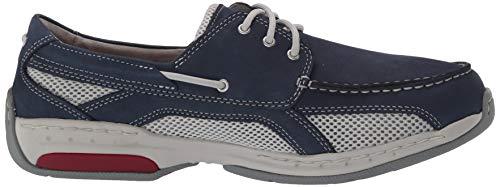 thumbnail 35 - Dunham Men's Captain Boat Shoe - Choose SZ/color