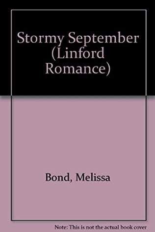 book cover of Stormy September