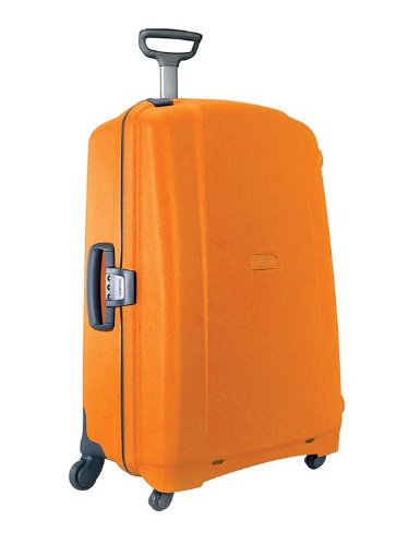 - Samsonite Luggage Flite Upright 31 Travel Bag, Bright Orange, One Size