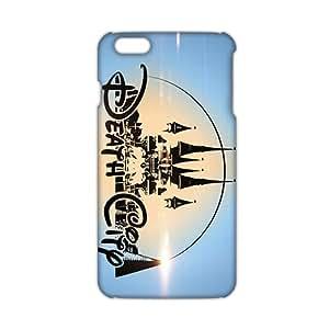 soul eater death city 3D Phone Case for iphone 6 plus
