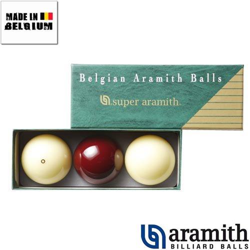 Aramith - Billes Super Aramith Carambole 61, 5 mm