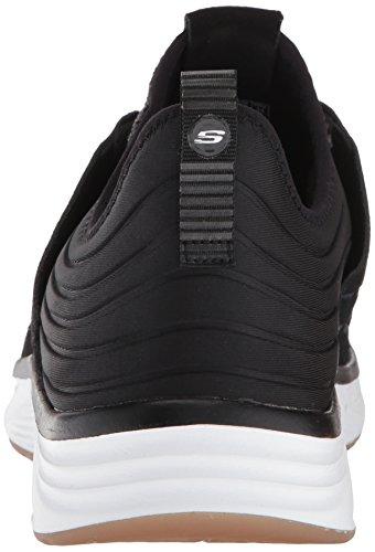 black Herren Schwarz Skechers Skyline Schwarz Sneaker SILSHER Yfqwd8