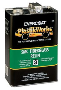 Evercoat 865 SMC Fiberglass Resin - 1 gallon by Evercoat