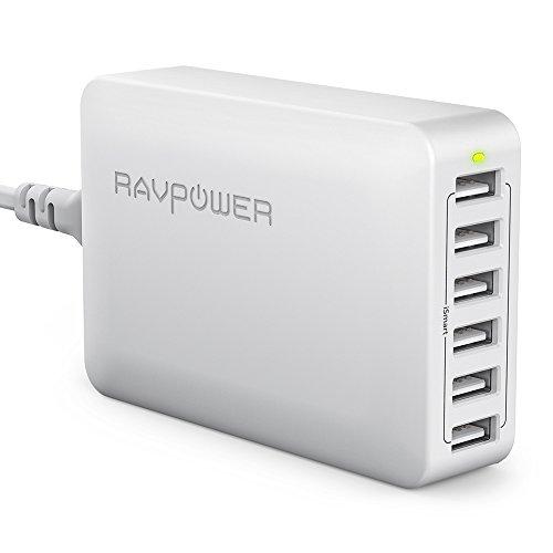 RAVPower Charger Desktop Charging Technology