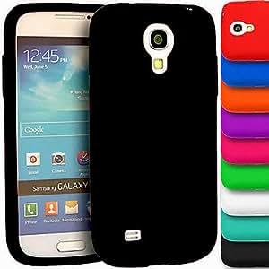 HJZ BIG D Silica Gel Soft Case for Samsung Galaxy S4 I9500(Assorted Colors) , Rose