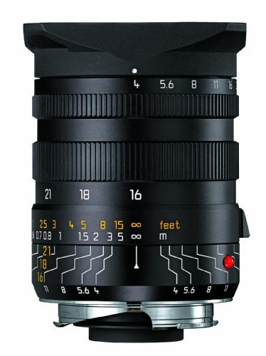 Leica 16-18-21mm f/4 0 M-Tri-Elmar Aspherical Manual Focus Lens (11626)の商品画像