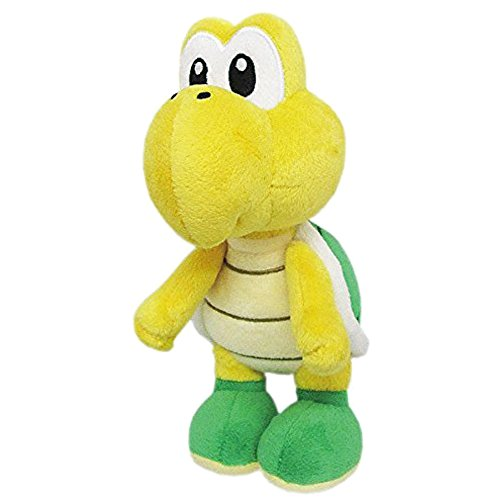 Super Mario Bros - Officially Licensed Nintendo Koopa 20cm Plush Toy
