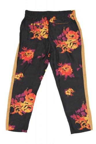 Free People Floria Pleated Pant - Black - small