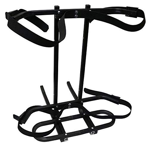 3G Universal Golf Cart Bag Rack