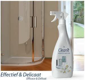 CLEANit limpiador aerosol de ducha y baño – Novellini: Amazon.es: Bricolaje y herramientas