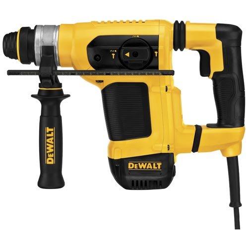 DEWALT D25413K 1-1/8-Inch SDS Rotary Hammer Kit with - Dewalt Drill Trigger Switch