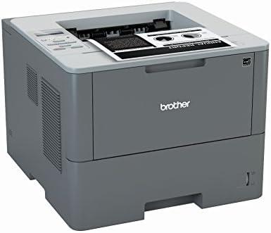 Brother HLL6250DNG1 - Impresora láser Monocromo, Color Gris ...