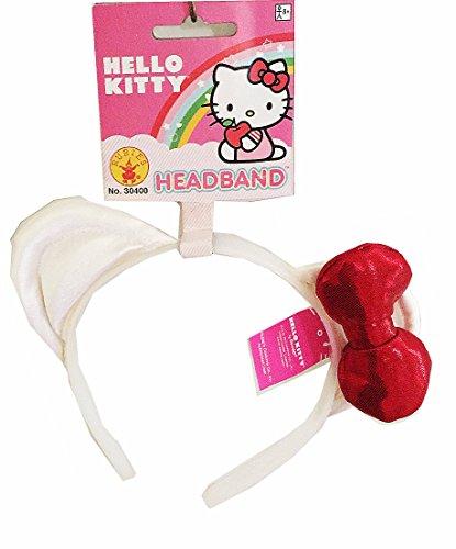 Hello Kitty Headband Costume Accessory]()