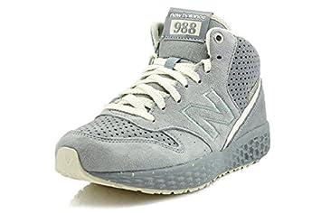 a8d90c0c140ff2 【NEW BALANCE】 ニューバランス メンズ シューズ MH988XGY グレー スニーカー 軽量ブーツ 26.5cm