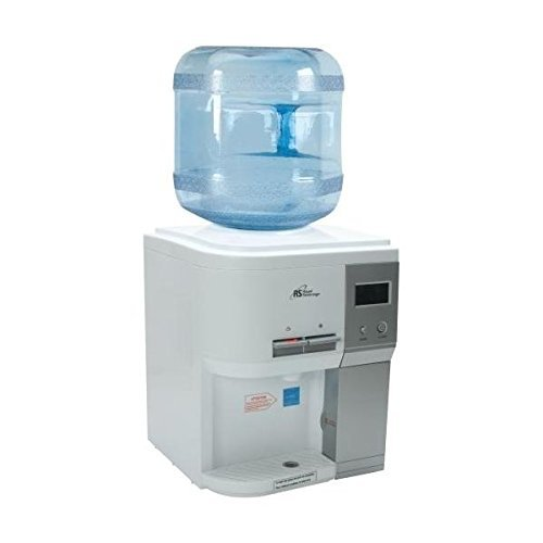 Royal Sovereign hogar productos rwd-100 W dispensador de agua, color blanco roto por Royal Sovereign hogar productos: Amazon.es: Hogar