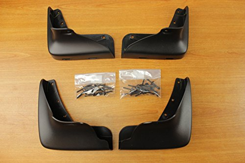 (2011-2014 Chrysler 300 Front & Rear Set Of Mud Flap Splash Guards Mopar OEM )