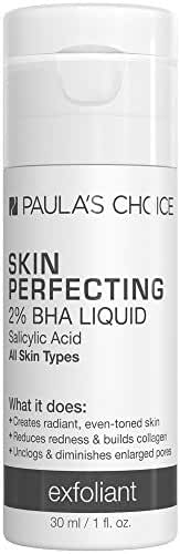 Paula's Choice SKIN PERFECTING 2% BHA Liquid Salicylic Acid Exfoliant for Blackheads and Enlarged Pores - Trial Size