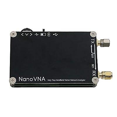Tulas 50KHz-900MHz Vector Networks Analyzer Kit MF HF VHF UHF Antenna Analyzer Tool