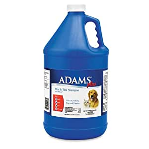 Pet Flea Control Shampoos Amazon Com Adams Plus Flea