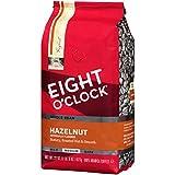 Eight O'Clock Whole Bean Coffee, Hazelnut, 22 Ounce Review
