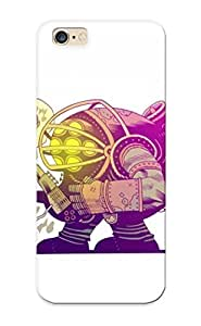 Illumineizl Durable Big Daddy Caricature Bioshock Back Case/ Cover For Iphone 6 Plus For Christmas' Gifts