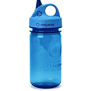 Nalgene Tritan 12oz Grip N Gulp BPA Free Water Bottle