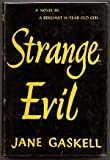 img - for strange evil book / textbook / text book