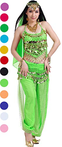 Belly Dance Costumes Halloween Carnival Cosplay Costumes for Women -