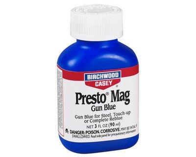 Birchwood Casey Presto Mag Gun Blue 3 Ounce