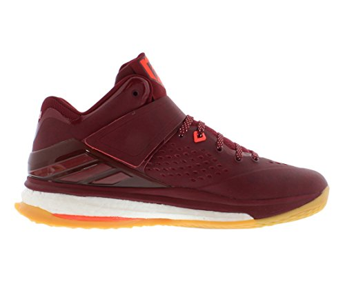 Adidas Rg3 Energía Training Shoes Boost tamaño 8, Ancho regular, Color Borgoña Burgundy
