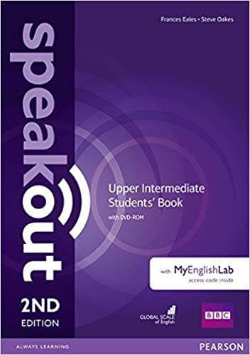 Speakout upper intermediate 2nd edition students book with dvd rom speakout upper intermediate 2nd edition students book with dvd rom and myenglishlab access code pack antonia clare frances eales steve oakes fandeluxe Images