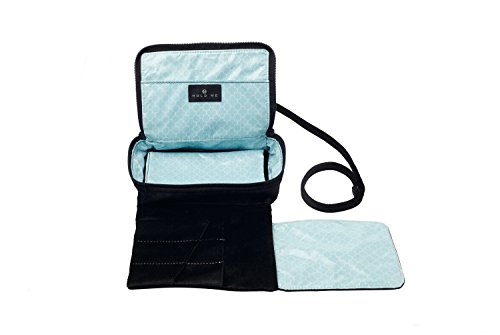 Hold Me Baby Bag - ''Just Julie'' - Small Makeup & Brush Organizer by Hold Me Bag