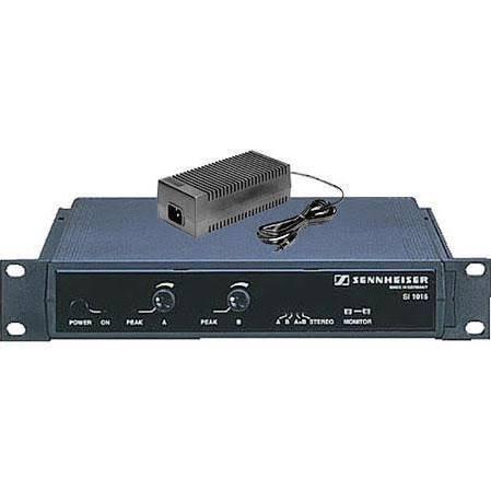 Sennheiser SI 1015 Dual Modulator with NT1015-120, 29VDC Power Supply - Rf Modulators Single Channel