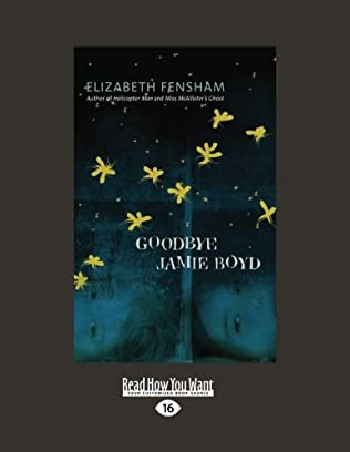 book cover of Goodbye Jamie Boyd