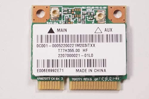 FMS Compatible with 0C001-000522004 Replacement for Asus Wireless Card X551C