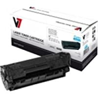 V7 MICR TONER CART FOR HP LASERJET / THK2364AHM /