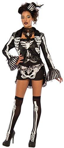 Rubie's Costume Co Women's Elegant Skeleton Costume, Multi, Medium