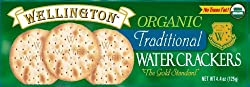Wellington Organic Crackers, Traditional, 4.4 Ounce (Pack Of 12)