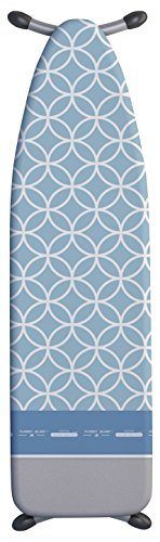 Laundry Solutions by Westex Circles European Ironing Board Cover and Pad, 15