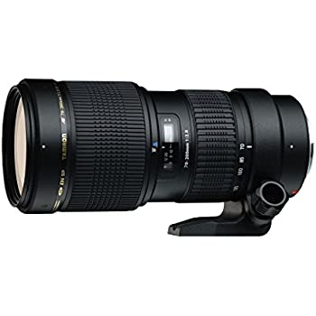 Tamron Auto Focus 70-200mm f/2.8 Di LD IF Macro Lens for Canon Digital SLR Cameras (Model A001E)
