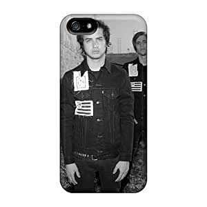 Anti-Scratch Hard Phone Case For Iphone 5/5s With Custom Fashion Papa Roach Pattern AlissaDubois