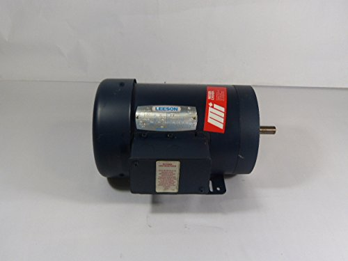 Leeson 115597.00 Motor 3450RPM 60Hz 575V 3HP 3PH C6T34FK78A
