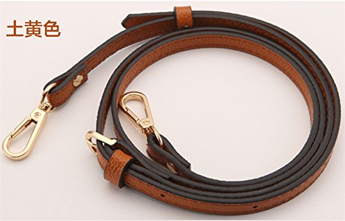 Artificial Leather Adjustable Length 135cm Wide 1.2cm For Mini Purse bag / replacement purse strap / bag strap DIY - Tory Burch Replacement Strap