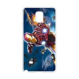 Iron Man SANDY0541738 Phone Back Case Customized Art Print Design Hard Shell Protection Samsung galaxy note 4 N9100